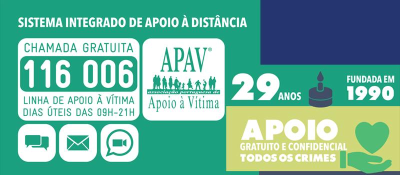 APAV: 29 anos no apoio diário às vítimas de crime