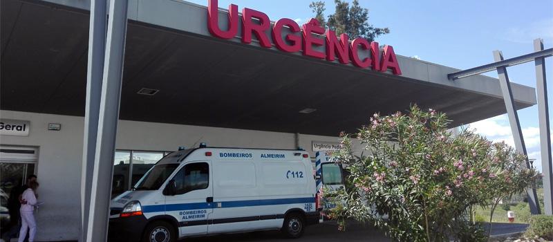 Hospital Santarém: tem a maior carência de enfermeiros da região