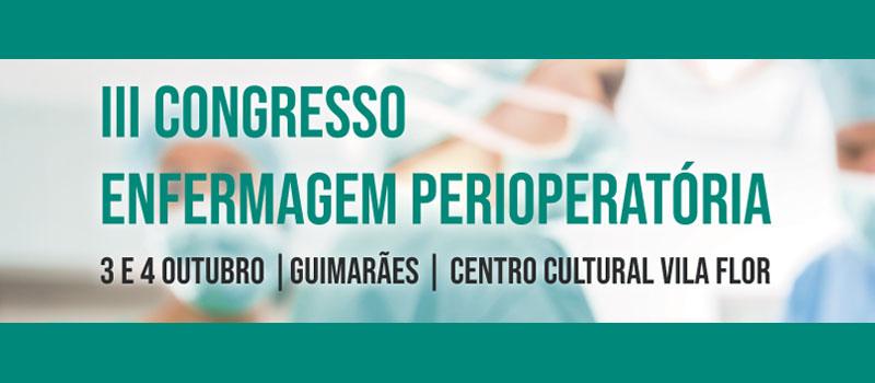 III Congresso Enfermagem Perioperatória