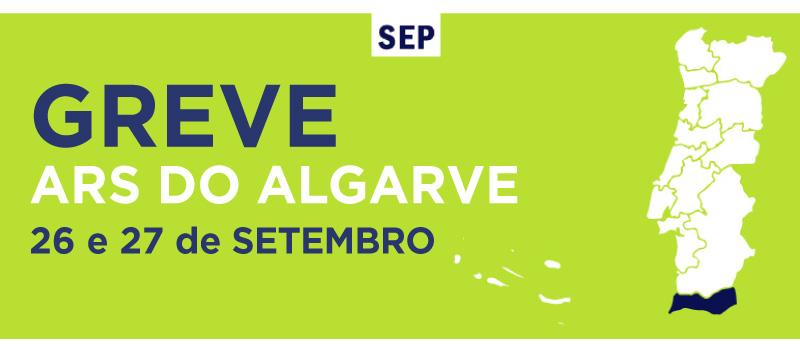 Greve – 26 e 27 setembro: ARS Algarve ignora enfermeiros