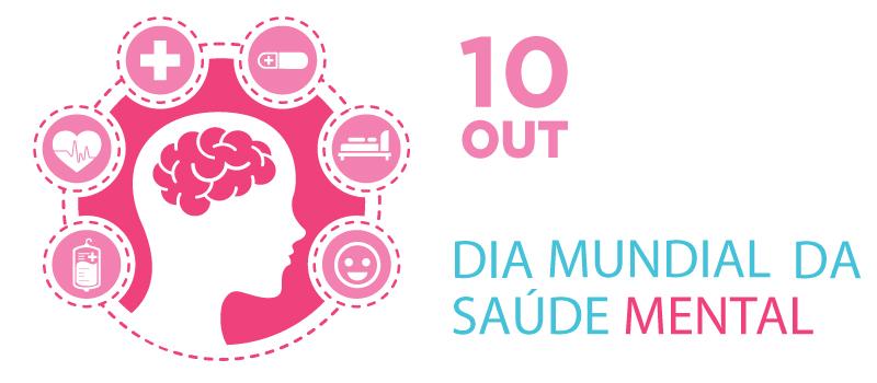 Dia Mundial da Saúde Mental: 10 de outubro