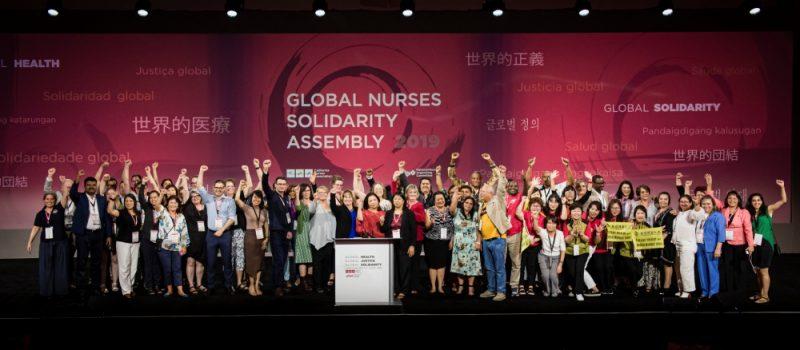 Global Nurses United: a força dos enfermeiros de São Francisco para Portugal