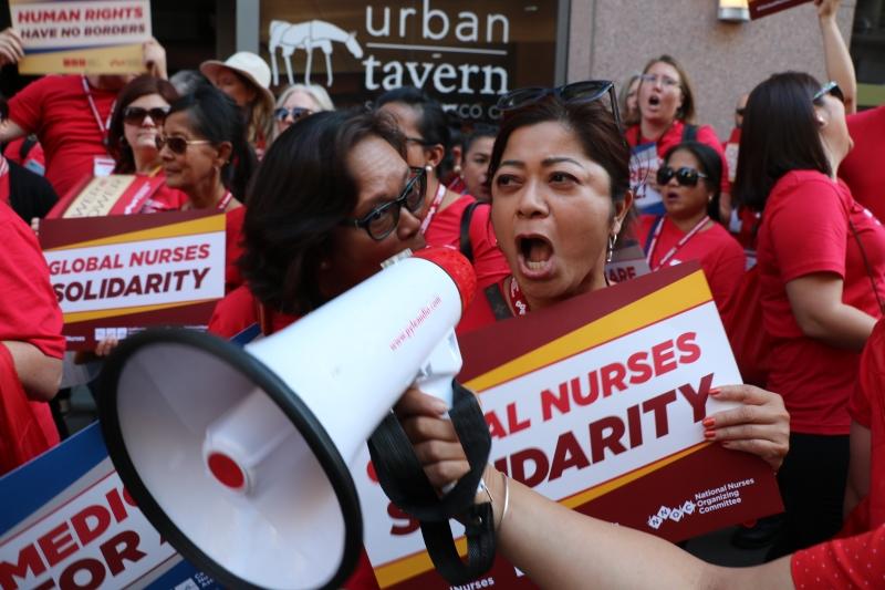 Global Nurses United: a força dos enfermeiros no mundo
