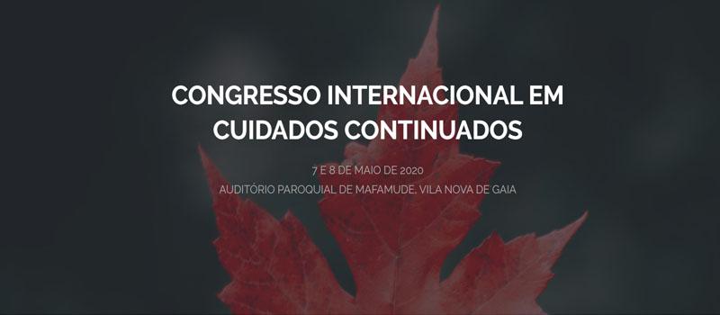 Congresso Internacional em Cuidados Continuados