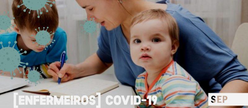 Covid-19: exigimos regime específico para assistência a filhos
