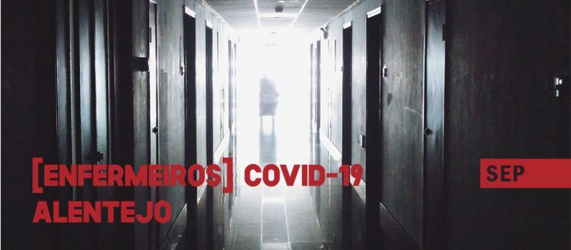 Covid-19: Alentejo – pedimos esclarecimento dos horários na ULS Baixo Alentejo