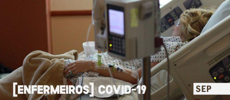 Covid-19: contratação de enfermeiros – hospitais