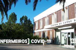 Covid-19: contratação de enfermeiros – centros de saúde