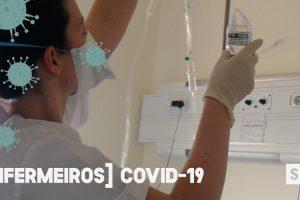 Covid-19: é doença profissional, mas governo discrimina enfermeiros CIT