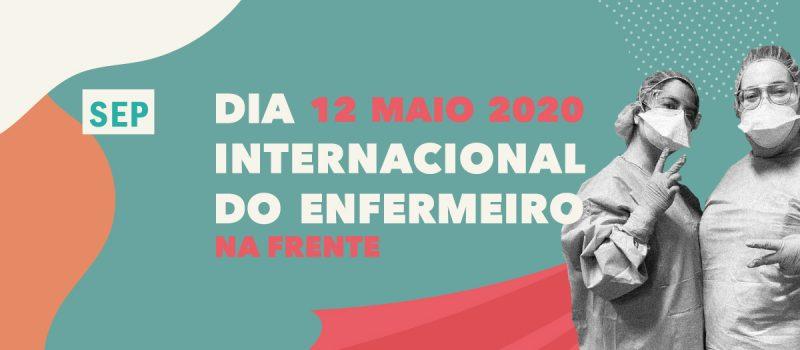 No Ano Internacional do Enfermeiro, este 12 de maio