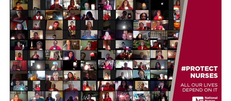 Covid-19: Lista memorial mundial de enfermeiros que morreram como vírus