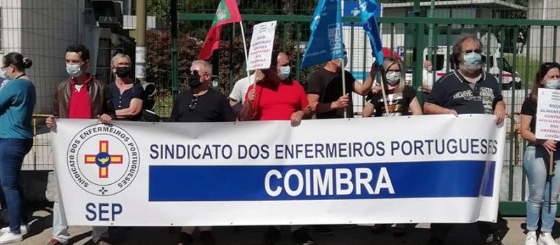 Coimbra: na defesa do Hospital dos Covões