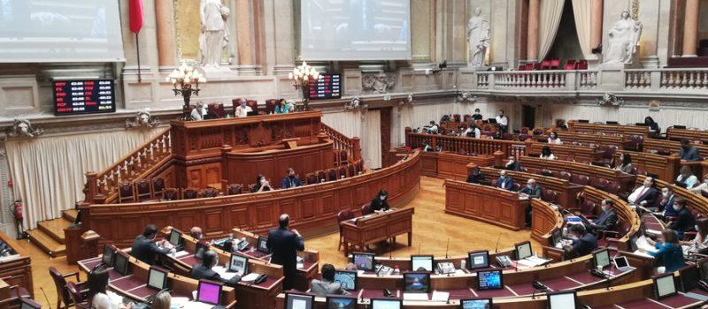 Assembleia República – Projetos de Lei passaram
