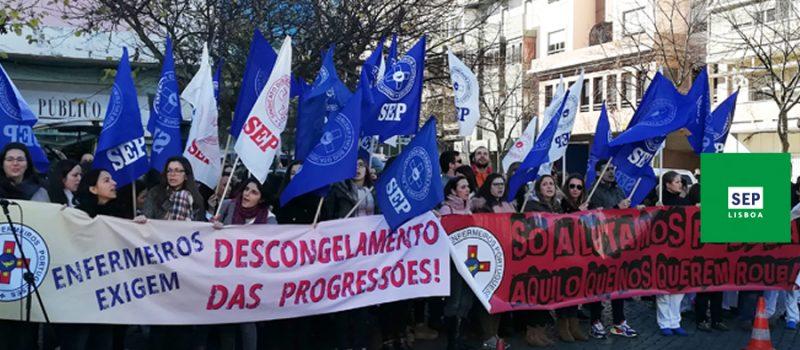IPO Lisboa: enfermeiros exigem harmonização de direitos