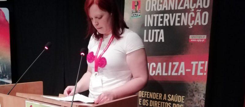 XI Congresso da União dos Sindicatos de Aveiro: Valorizar os trabalhadores
