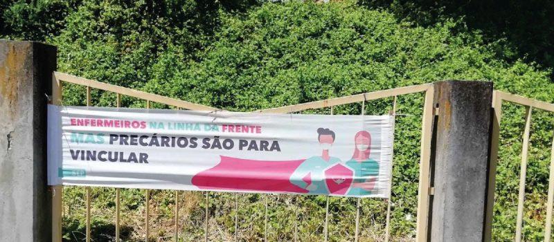 Enfermeiros do Hospital da Covilhã denunciam condições de trabalho