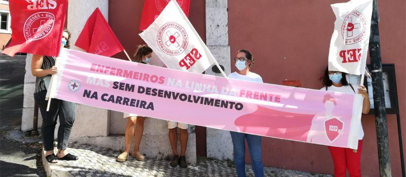 Exigimos a resolução das injustiças no CH Universitário Lisboa Central