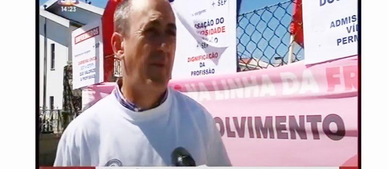 Hospital de Vila Real: luta pela carreira digna de enfermagem