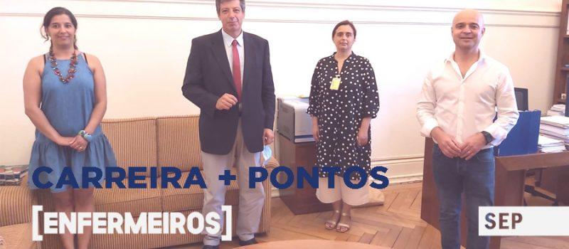 Assembleia da República: Pontos e Carreira