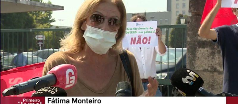 Porto: enfermeiros exigem a justa progressão na carreira