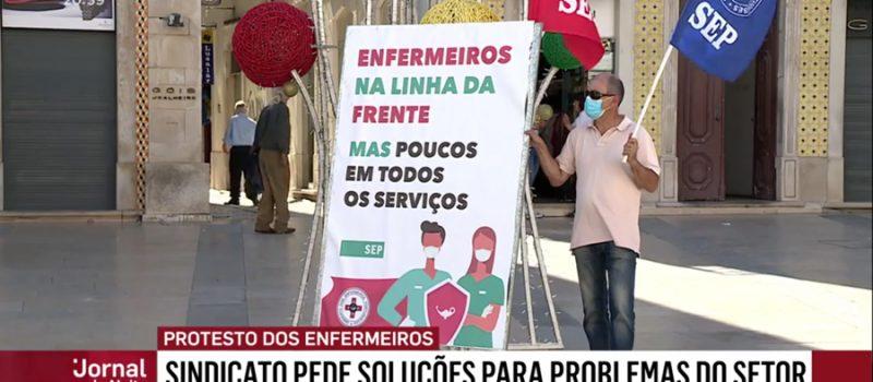 Coimbra: exigimos valorização da carreira e vinculação dos precários