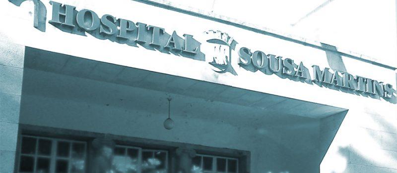 Beira Alta: concentração dia 3 de agosto – Hospital da Guarda