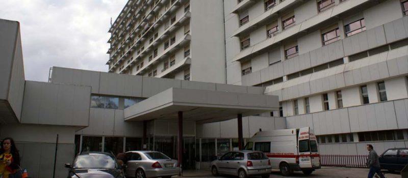 Santarém: exposição dos nossos problemas – em frente ao hospital, 4 agosto