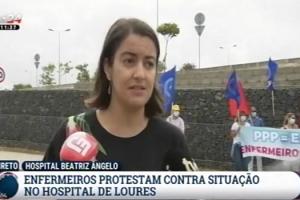 Hospital Beatriz Ângelo: fim das PPP interessa a utentes e enfermeiros