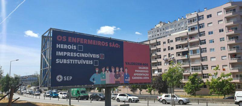 """Hospital de Braga: 168 enfermeiros continuam a ser """"explorados"""""""