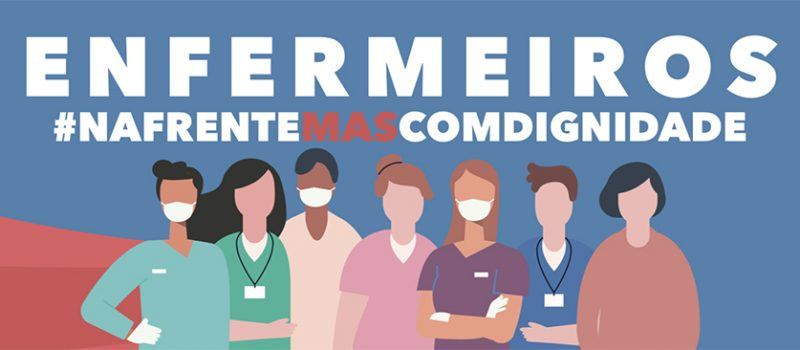 Hosp. Garcia de Orta: enfermeiros protestam a 24 de dezembro às 17 horas