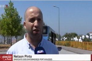 Hospital de Braga: Enfermeiros, excepto no salário