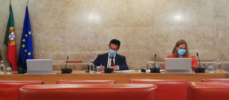 """""""Pontos para Progressão"""" e Carreira de Enfermagem: auscultação na Assembleia da República"""