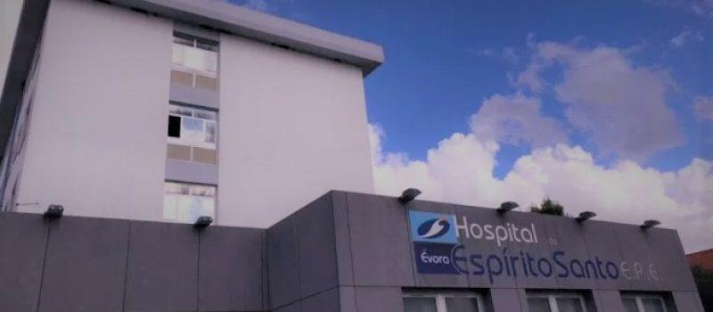 Reunimos com a administração do Hosp. Évora a 24 de setembro