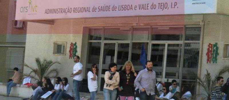 Insuficientes respostas da ARS Lisboa e Vale Tejo
