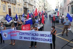 Resolução apresentada no protesto de 8 de outubro