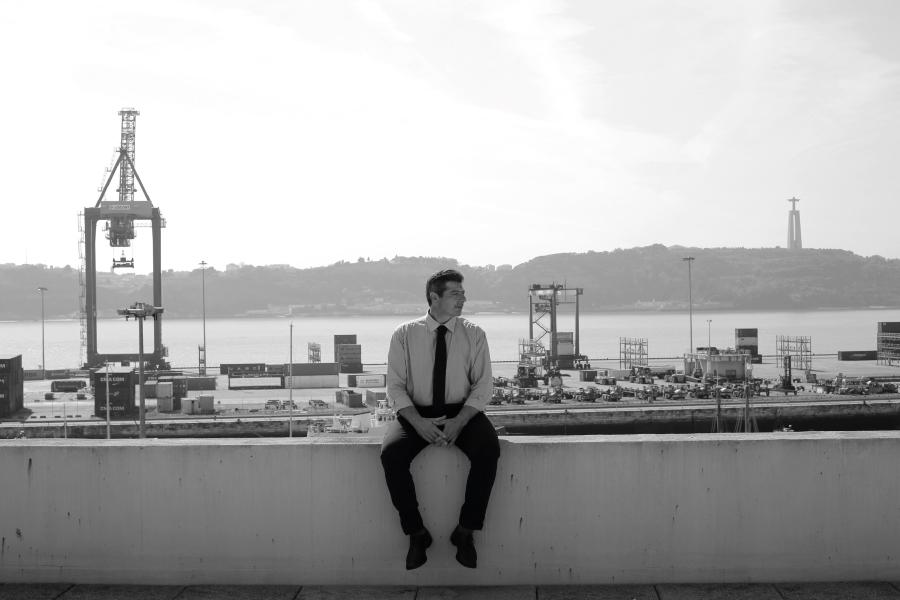 """José Carlos Martins: """"sou um gajo determinado, muito determinado"""""""