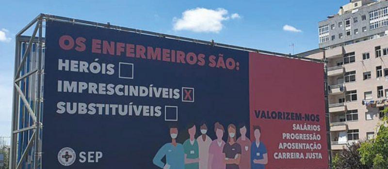 Hospital de Braga: inqualificável a decisão de despedir enfermeiros