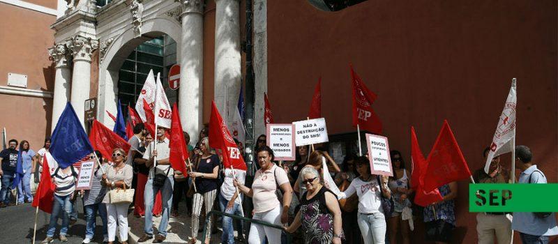 CHU Lisboa Central: a precariedade não serve os enfermeiros nem o SNS