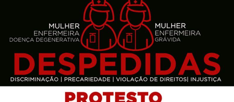 CHU Lisboa Central: protesto dia 13 pelos despedimentos