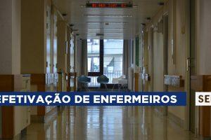 Reunião com Ministério da Saúde: enfermeiros com vínculo precário