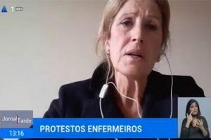 Porto: protesto de enfermeiros – vínculos