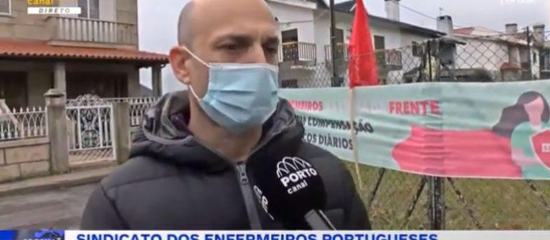 Queremos solução para precários no CH Trás-os-Montes e Alto Douro