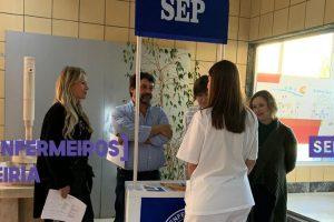 Denúncia Pública a 9 fevereiro no Centro Hospitalar de Leiria