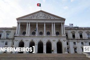 Assembleia da República recomenda ao governo a valorização dos enfermeiros