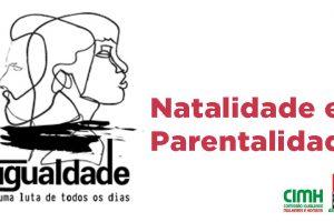 Estudo 1 da CGTP na pandemia: natalidade e fecundidade
