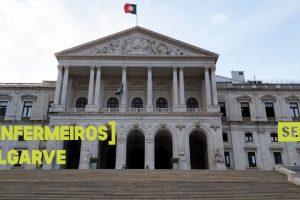 """Hoje audição na Assembleia da República: """"Apoiar os Enfermeiros do Algarve"""""""