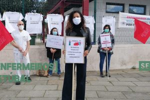 CH Barreiro Montijo: exigimos vinculação de todos os enfermeiros precários