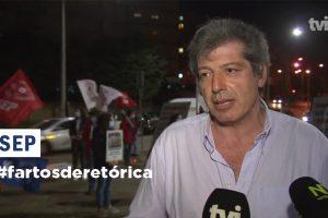 Fartos de retórica: vigília de Coimbra