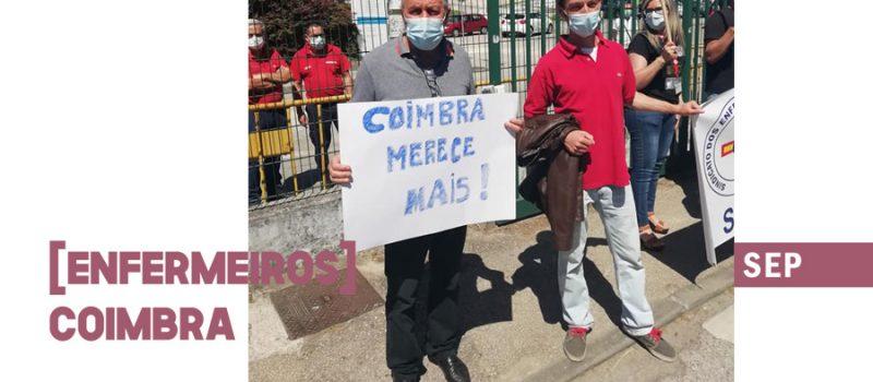 CHU Coimbra encerra cuidados intensivos e urgência à noite