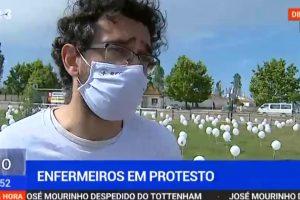 Protesto em Faro: Heróis de ontem descartáveis de hoje